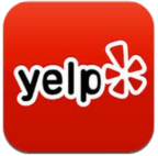 Yelp page for HVAC