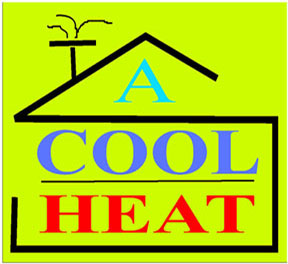 heating cooling logo