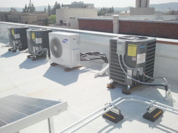 commerical HVAC installation and repair